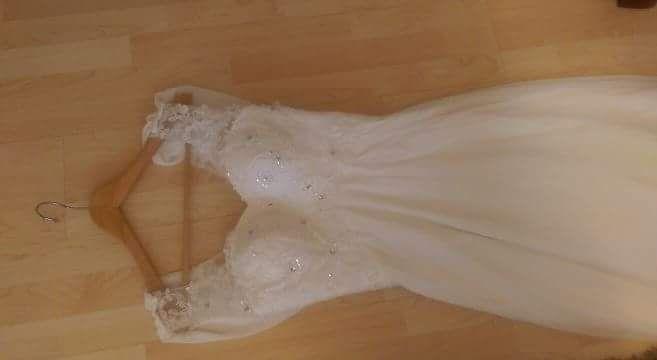 Precios de telas para el vestido - 3
