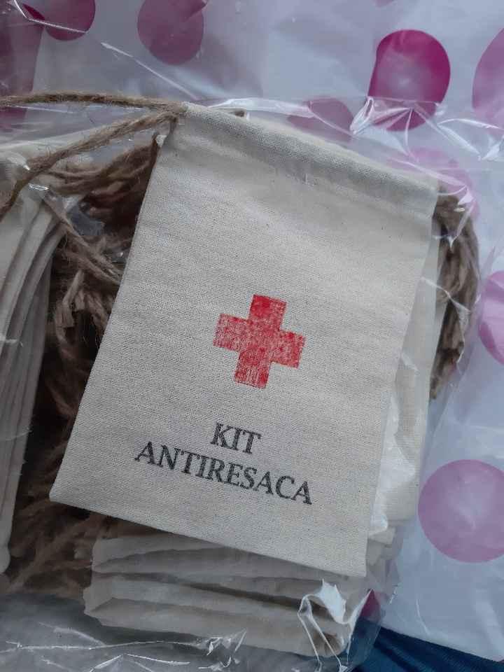 kit anti Resaca!!! - 1