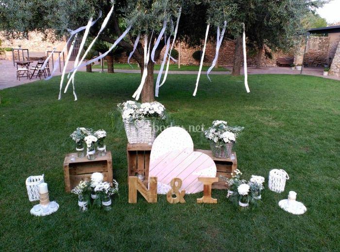 Nadia lo mejor de mi casamiento será la deco - 4
