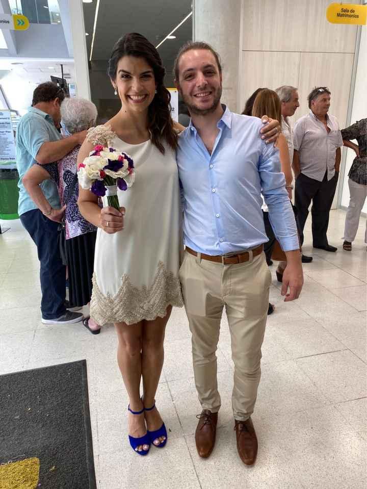 ¡Felicidades a la ganadora del Sorteo Nº 28 de Casamientos.com.ar! - 1