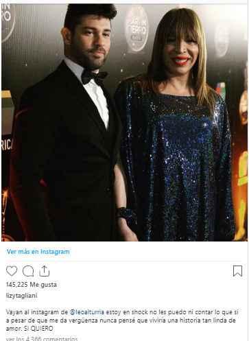 Lizy Tagliani se comprometió con Leo Alturria 💍 - 1