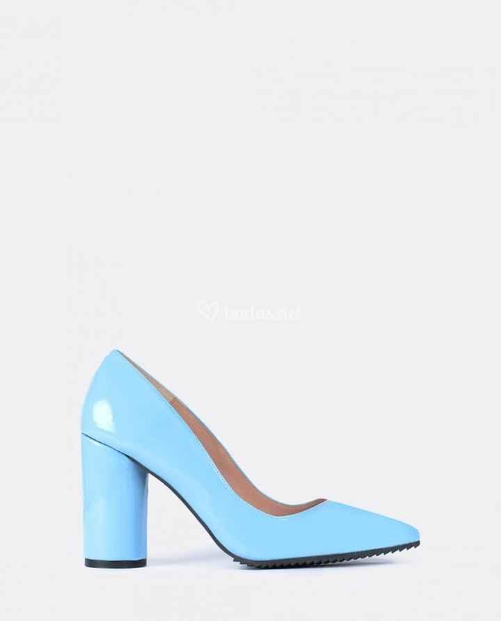 ¿Zapatos de taco fino o grueso? - 2