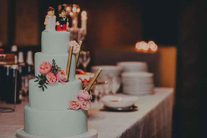 Tortas de casamiento 2021 - 3