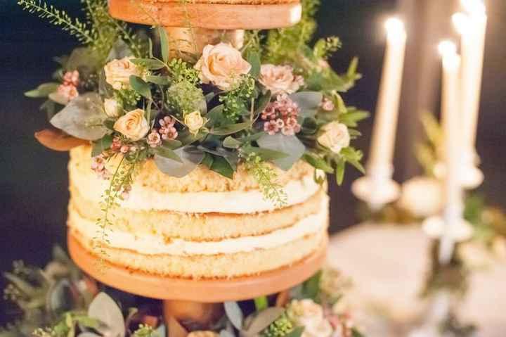Tortas de casamiento 2021 - 4