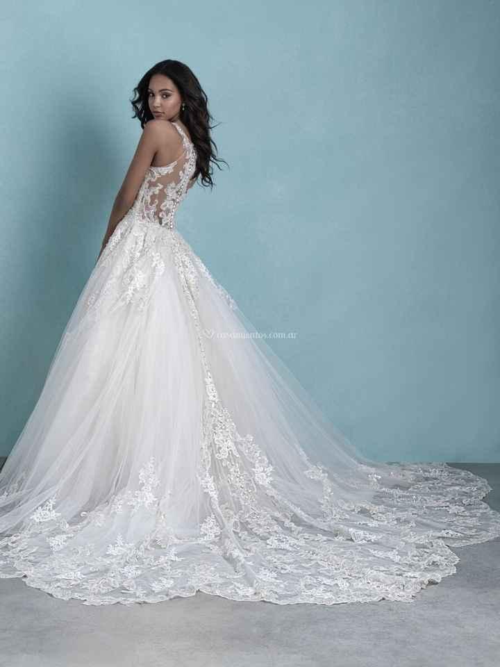 4 Cortes para tu vestido: ¿Cuál es el tuyo? - 3