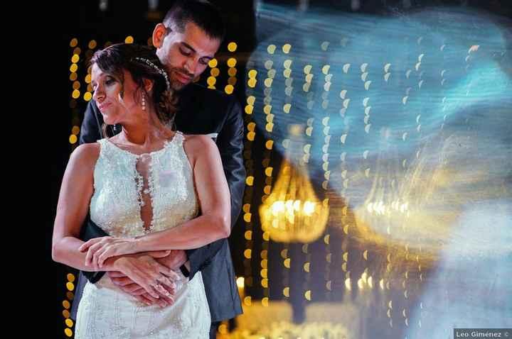 Clásico y elegante, así fue el casamiento de Gastón y Ale 😍 - 6