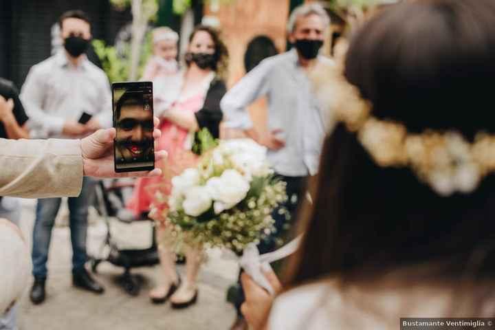 ASÍ 👇fue el casamiento civil de Max y Yani 💞 ¡ENAMORATE! - 5