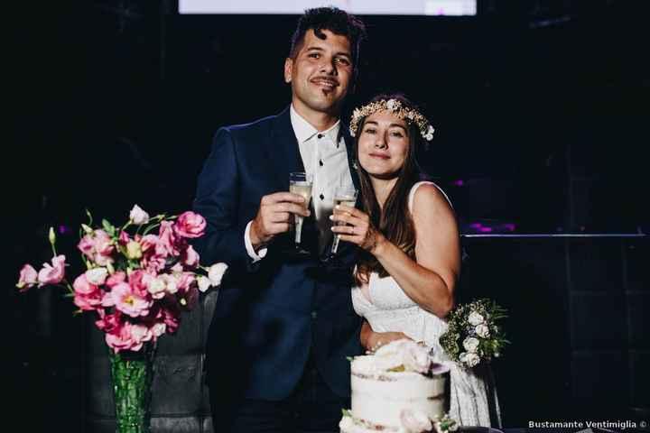 ASÍ 👇fue el casamiento civil de Max y Yani 💞 ¡ENAMORATE! - 7