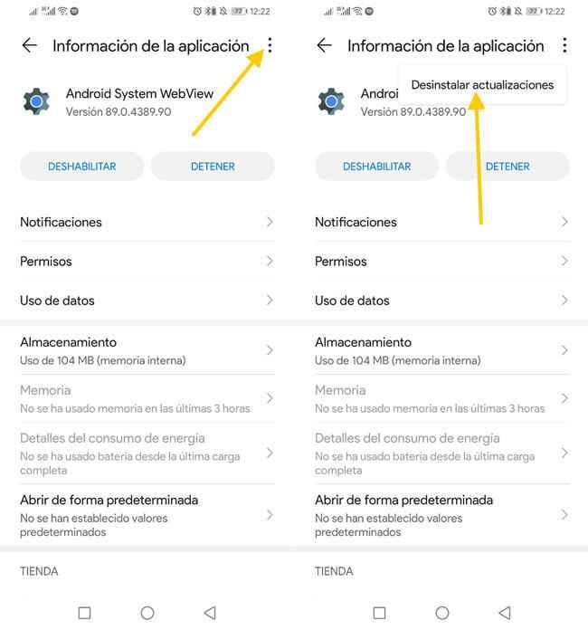 ¿Estás teniendo problemas con la app de Casamientos.com.ar en Android? La solución acá 👇 - 1