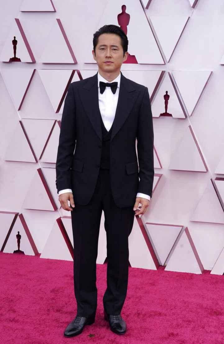 5 Looks de los Oscar que todo novio debe ver...¡No te pierdas el de Brad Pitt!🤘 - 1