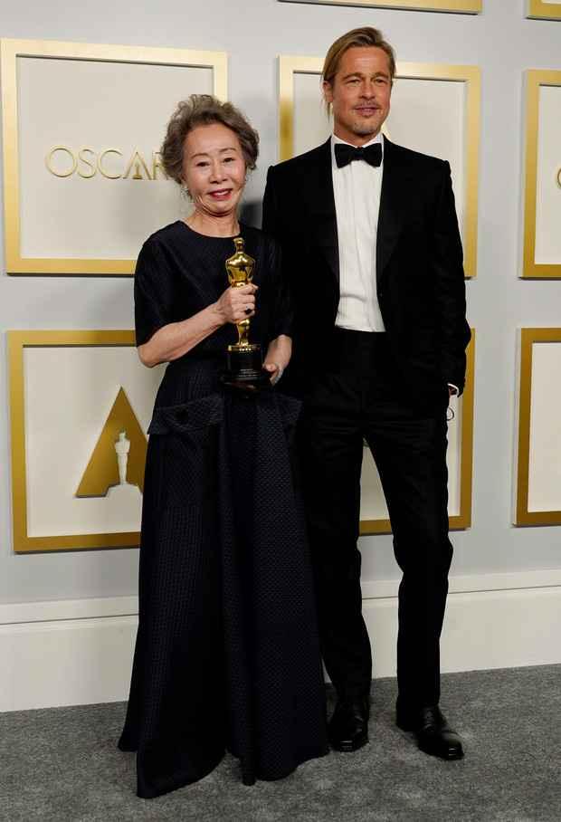 5 Looks de los Oscar que todo novio debe ver...¡No te pierdas el de Brad Pitt!🤘 - 2