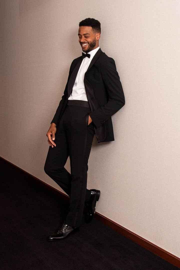 5 Looks de los Oscar que todo novio debe ver...¡No te pierdas el de Brad Pitt!🤘 - 4
