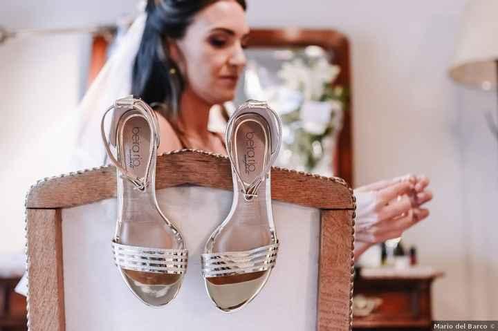 Tus zapatos: ¿solo para el GD o los seguirás usando? - 1