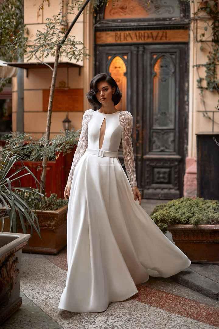 ¿Qué opinás del diseño de Daria Karlozi? - 1