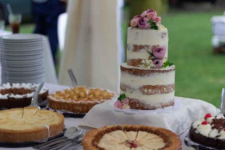 ¿Cuál es el RELLENO de tu torta nupcial? - 1