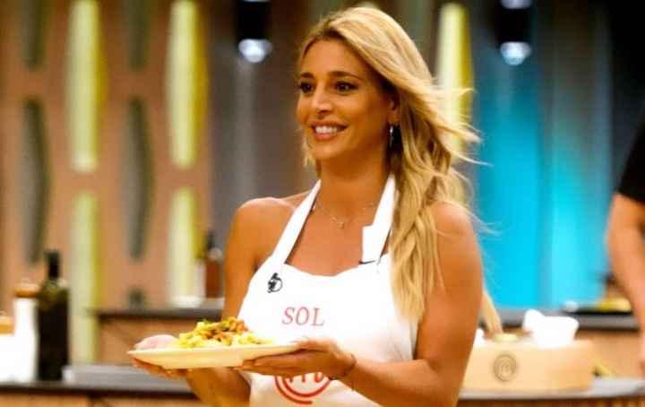 ¡Sol Pérez y su love cocinaron un lindo compromiso en Masterchef Celebrity!💓 - 1