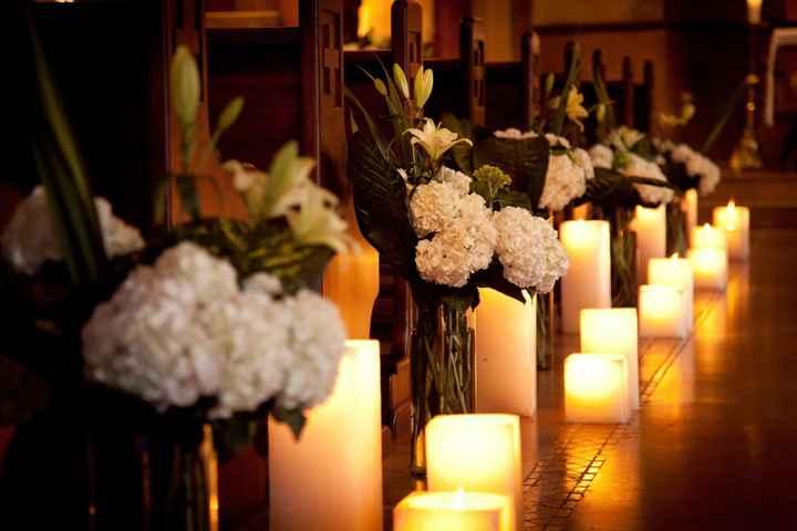 4 Formas de decorar la Iglesia SIN flores naturales - 1