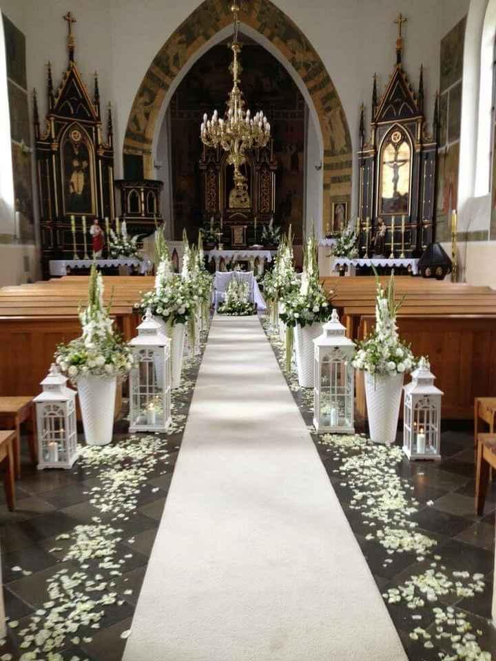 4 Formas de decorar la Iglesia SIN flores naturales - 4
