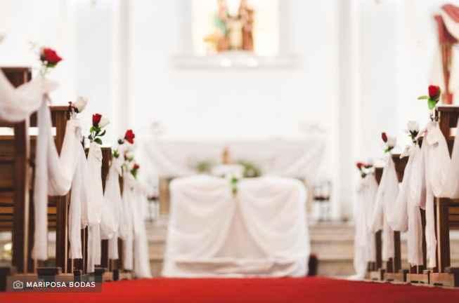 4 Formas de decorar la Iglesia SIN flores naturales - 5