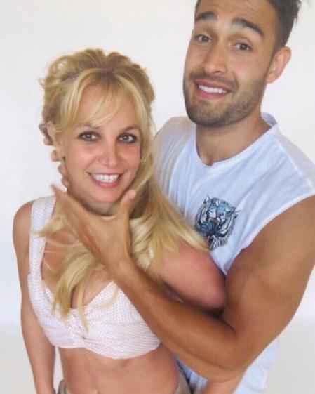 Britney Spears se casará con su entrenador Sam Asghari🎉 - 3