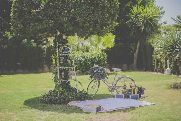 Bicicletas: la nueva tendencia en deco nupcial ...¿Cuál? - 2