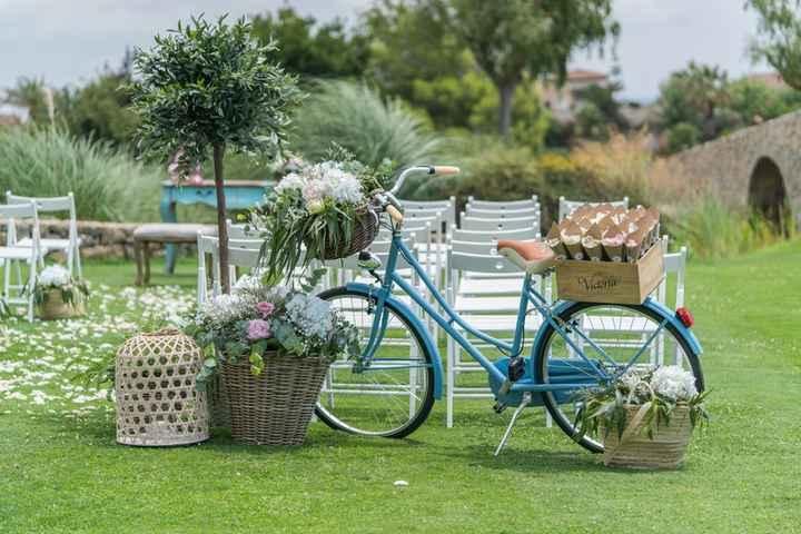 Bicicletas: la nueva tendencia en deco nupcial ...¿Cuál? - 4