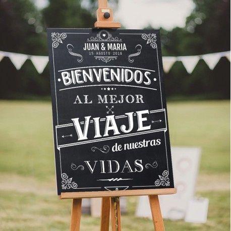 ¡Bienvenidos a nuestro casamiento...! ¡Frases para carteles!🤗 3