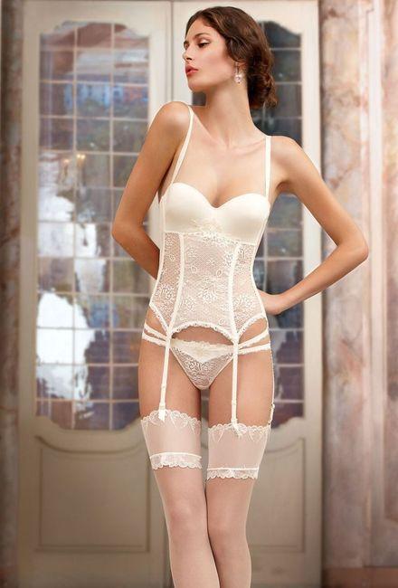 ¡Ropa Interior ideal según tu vestido de novia!👙👰 4