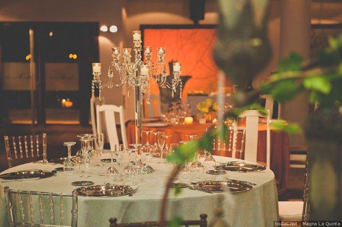 ¡Me enamora este centro de mesa! 1