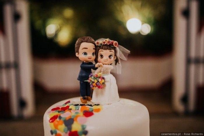 ¿Este CAKE TOPPER ... aprobado o desaprobado?💑 1