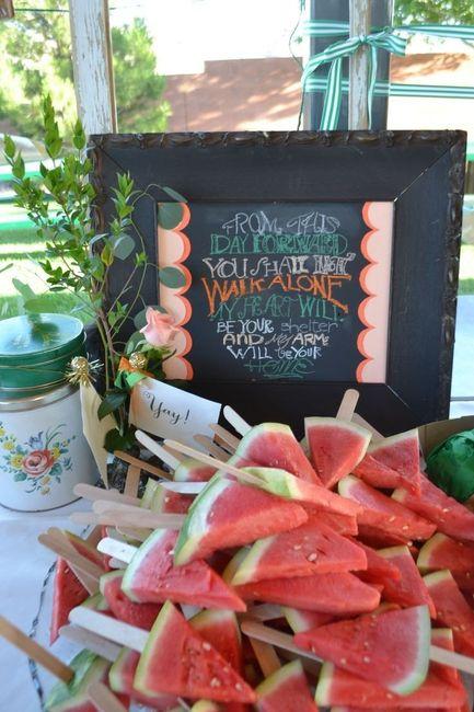 ¡9 Tips para un casamiento en verano! 3
