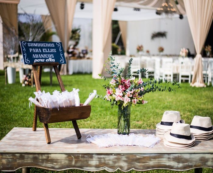 ¡9 Tips para un casamiento en verano! 4
