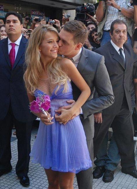 ¡Look para el civil del novio y la novia! 1