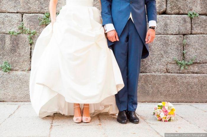 ¿Qué es lo que NUNCA usarías en tu casamiento? 1