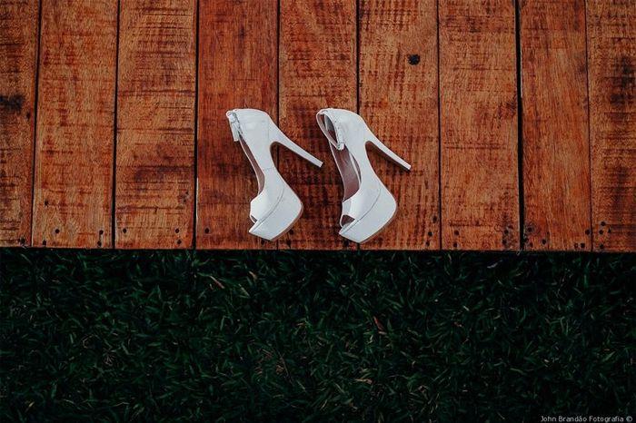 Yo nunca usaría... ¡estos zapatos! 1