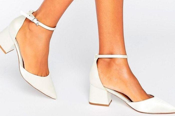 Yo nunca usaría... ¡estos zapatos! 2