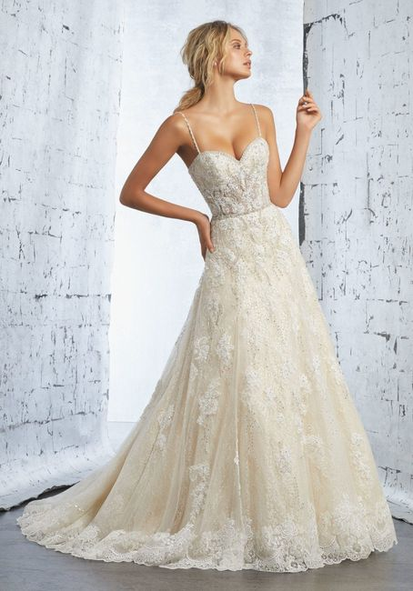 El color de mi vestido ideal es _____ 2