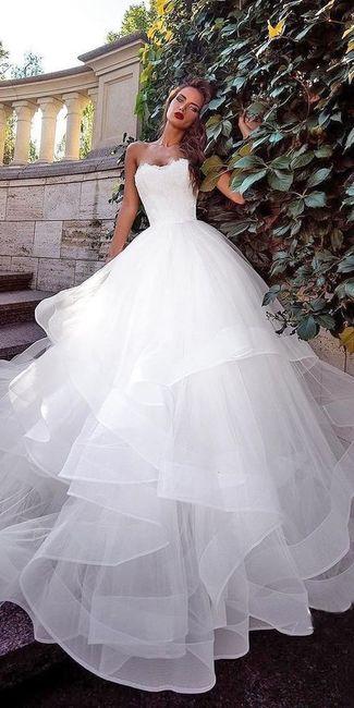 El color de mi vestido ideal es _____ 1