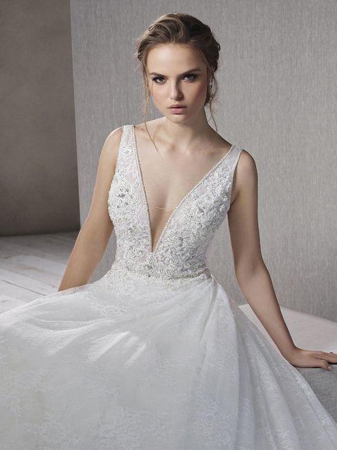 El escote de mi vestido ideal es _____ 2