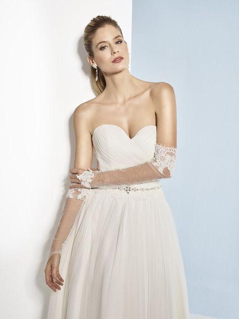 El escote de mi vestido ideal es _____ 3