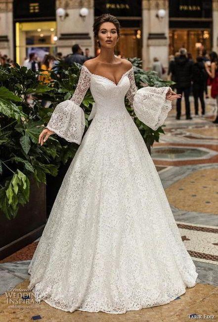 La tela de mi vestido ideal es _____ 2