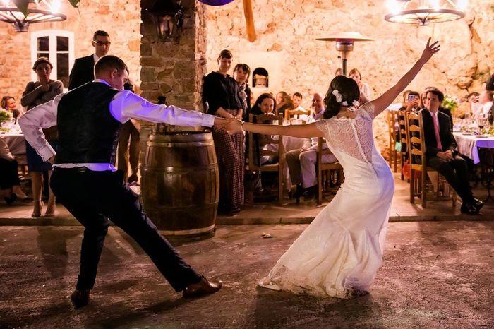 Pensá Rápido: su baile de novios ¿Vals o Coreografía? 2