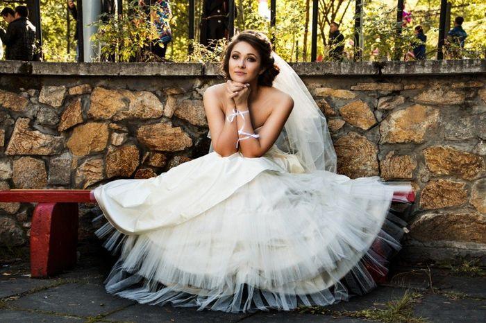 ¡Vestidos de novia para todo tipo de mujer! 1