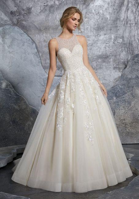 Tu vestido: ¿A o B? 2