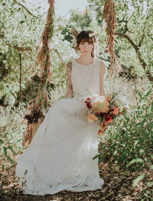 ¡Me caso con este vestido! 💍 1