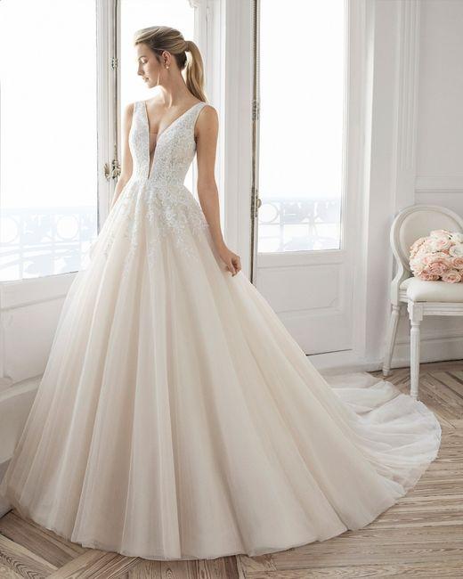 ¿Sexy, princesa o sofisticada? ¡Elegí el vestido! 1