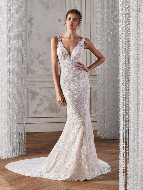 ¿Sexy, princesa o sofisticada? ¡Elegí el vestido! 2