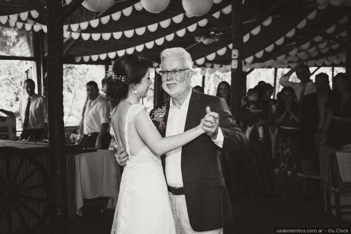 La mejor foto con tu papá 1