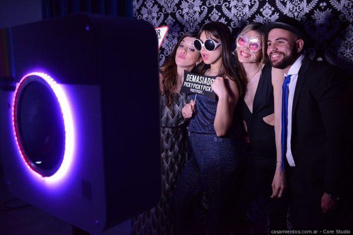 ¿Tendrás photobooth o photocall en tu fiesta? 1