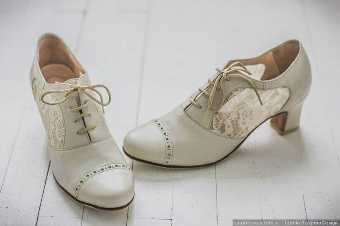 ¡Yo nunca nunca usaría estos zapatos! 1